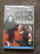 'Doctor Who: The Visitation' - DVD - R2 - New - Unopened
