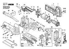 Bosch GST 140 CE SPEED GOVERNOR 230V 1607233381