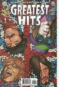 °GREATEST HITS #1 von 6 THE GREATEST ROCK n' ROLL HEROES° US Vertigo 2008