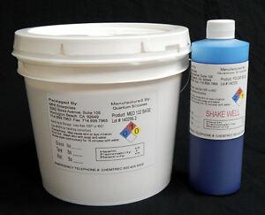 Food Grade Mold Making RTV Silicone Medium-10lb Kit