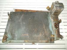 ALFA ROMEO 2600 SPIDER Sprint Used Original RADIATOR w/ Oil Cooler 106013104700