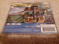 EGG: Elemental Gimmick Gear (Sega Dreamcast, 1999) rear art only
