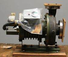 """Lawrence A1HC-MJ Centrifugal Pump 3"""" x 2"""" 120 GPM 316 SS 3 HP Electric Motor"""