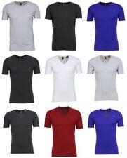 G-Star Herren T-Shirts Rundhals & V-Ausschnitt Doppelpack