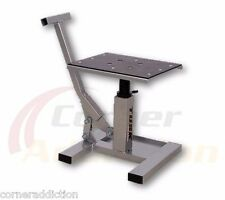 Dirt Bike Lift Stand Adjustable for Motorcycle Motocross MX Dirtbike Enduro