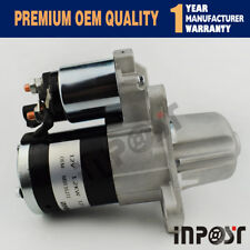 Starter Motor For Holden Commodore VZ & VE 3.6L Petrol V6 (LY7) 2004 to 2013