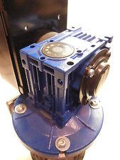 Motovario NMRV040 Ratio 20 Gear Reducer with 30 day warranty