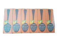 Clipper Biologique orange tropicale et noix de coco perfusion intercalaires 20 x...
