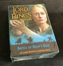 Eowyn 60 Card Starter Deck, Battle of Helm's Deep (Lord of the Rings TCG)