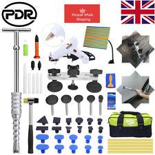 43x PDR Kit Slid Hammer Glue Gun Line Board Car Body Repair Dent Removal Tool UK