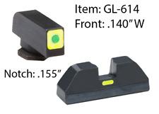AmeriGlo CAP ProGlo Trit Glock 17 19 22 23 24 26 27 33 34 35 37 38 39 Sight Set