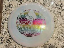 2018 Innova Nate Sexton Glow Firebird 175g Rainbow Stamp Golf Disc Swirly