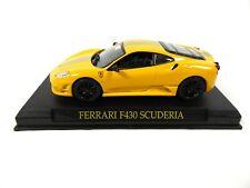 Ferrari F430 Scuderia 1/43 IXO Altaya Voiture miniature KJ49