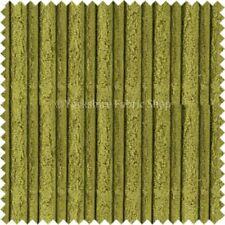 Tessuti e stoffe verdi modello A righe per hobby creativi fodera