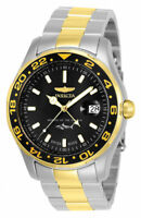 Invicta Men's Pro Diver Quartz 100m Two Tone Stainless Steel Watch 25825