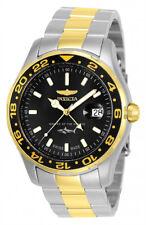Invicta Hombres Pro Diver Cuarzo 100m Dos Tonos Reloj Acero Inoxidable 25825