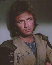 Sam Hennings signed Star Trek The Next Generation 8x10 photo Ramsey autographed
