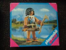 Playmobil spécial homme préhistorique 2003 réf 4592 Neuf en boite