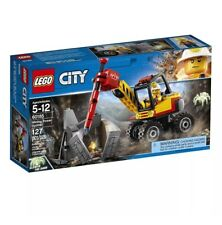 LEGO City: Mining Power Splitter Building Play Set 60185