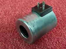Eaton Vickers CETOP 5 Ng10 Hydraulic Solenoid Coil 110VDC 0.32A 019795  *