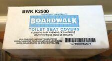 Almost 5000 Boardwalk Premium Toilet Seat Covers (Bwk K2500)
