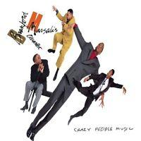 Crazy People Music by Branford Marsalis (CD, Jul-1990, Columbia (USA)) JZ1570