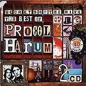 Procol Harum - Secrets of the Hive (The Best of , 2007) DOUBLE CD ALBUM