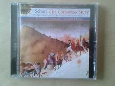 Schütz, Histoire de la nativité, Gabrieli, Motets, King's Consort, CD comme neuf