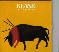 Keane-This Is The Last Time cd single
