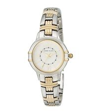 Anne Klein Watch * AK 1993SVTT Two Tone Gold & Silver Steel COD PayPal
