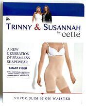 Trinny&Susannah By Cette Womens Body Shaping Underwear Shaper Beige UK20