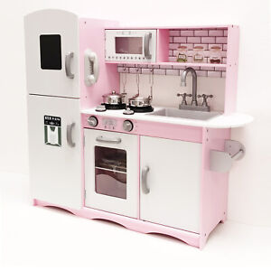 Pink Toy Kitchen Products For Sale Ebay