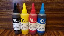 SUBLIMATION BULK INK REFILL BOTTLES FOR BROTHER MFC-J480DW MFC-J485DW MFC-J680DW
