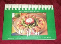 The Pampered Chef's Heart of The Home Cookbook-(Spiral, 1999)
