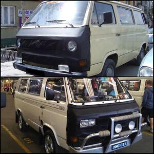 FULL BRA VW Volkswagen Vanagon / Transporter Type 2 T3 T25 Microbus 1980-1991