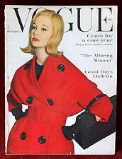 Vogue Magazine ~ October 1, 1959 ~ Penn Rutledge Henry Clarke