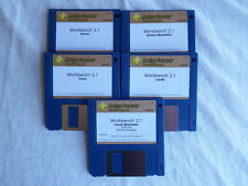 Workbench 2.1 para Commodore Amiga 500 +, 600 o 3000