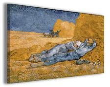 Quadro Vincent Van Gogh vol XXIV Quadri famosi Stampe su tela riproduzioni arte