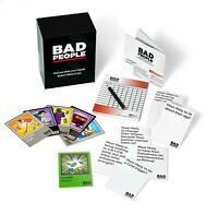 BAD PEOPLE The Adult Party Game You Probably Shouldn't Play in Melbourne AU