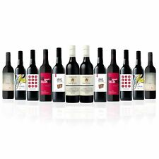 Mixed Red Wine Aussie feat. Tyrrell's Old Winery Shiraz (12 Bottles) Free Ship!