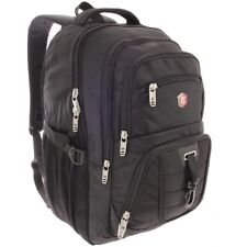 Rucksack Schulrucksack Backpack Notebook Laptop Schulranzen Black Designs Check