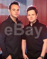 Ant and Dec 10x8 Photo
