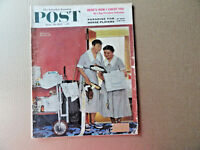 Saturday Evening Post Magazine June 29 1957 Complete Norman Rockwell Cover
