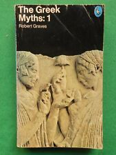 THE GREEK MYTHS VOL 1 ROBERT GRAVES 1984 PELICAN  POCKET