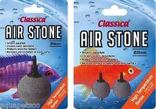 """CLASSICA CERAMIC BALL 2"""" AIRSTONE AQUARIUM DIFFUSER FISH TANK POND AIR STONE"""