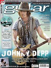 Johnny Depp In Flames Workshop Björn Gelotte  - Gitarre Workshops Playalongs