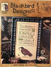 Blackbird Designs -Blackbird Sampler Chart- OOP