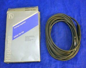 Verlängerungskabel Hirschmann AUKAB 210/550 für Antenne Kabelstecker KAST 80