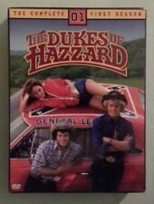 THE DUKES OF HAZZARD  the complete first season  DVD NEW  corner dings