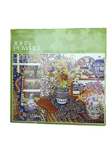 JIGSAW PUZZLE,  Ceaco MY FAVORITE THINGS, JOHN POWELL 750 PCS  2005 Ages 12+